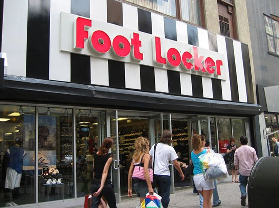Footlocker Now Accepts PayPal In Stores