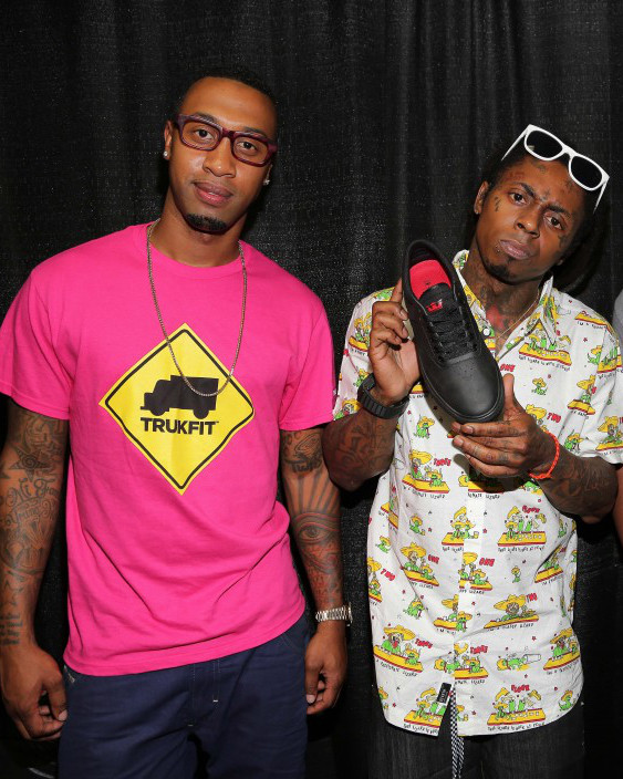 Lil Wayne Launches New Footwear Company 2