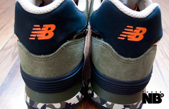 New Balance 574 Camo 2