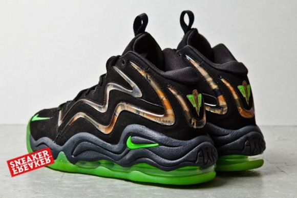 New Colorway Nike Air Pippen Camo 3