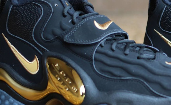 New Colorway Nike Zoom Turf Jet 97 Black Gold 2