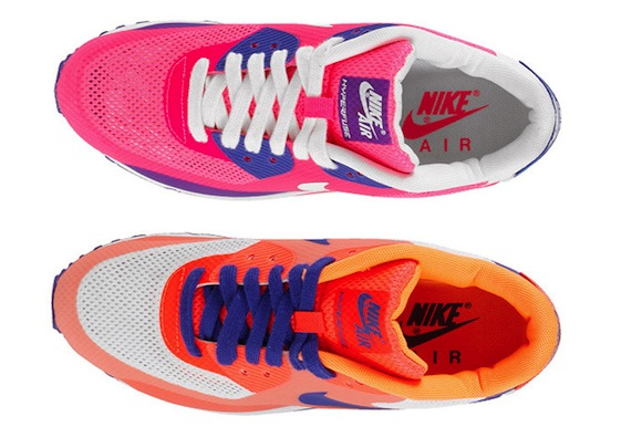New Release Nike Air Max 90 Premium Hyperfuse 5