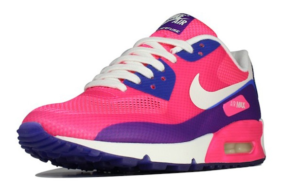 New Release Nike Air Max 90 Premium Hyperfuse 4