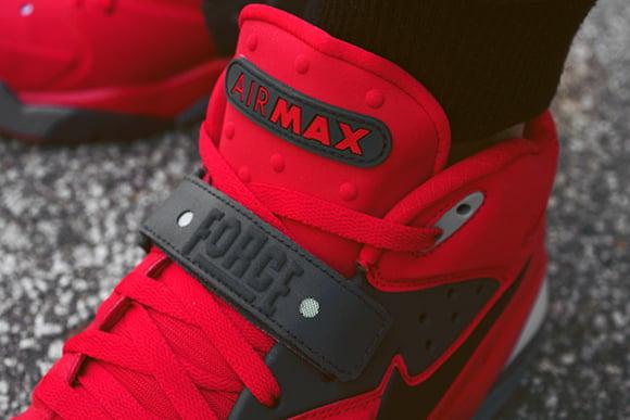 Nike Air Force Max 2013 Preorder 02