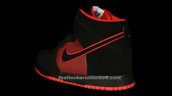 Nike Dunk High Superhero 4