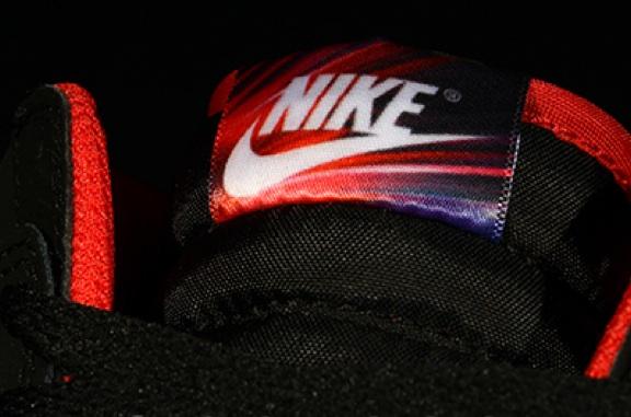 Nike Dunk High Superhero