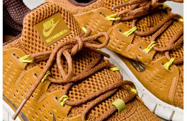 Nike Free Powerlines+ II Almond Brown 4