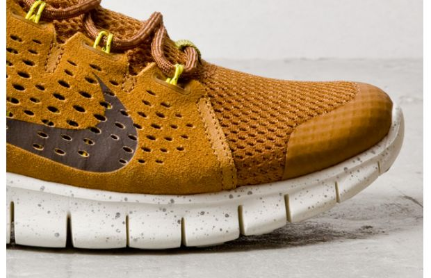 Nike Free Powerlines+ II Almond Brown 5