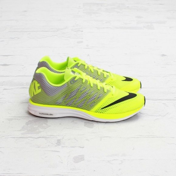 Nike Lunarspeed Volt Grey 5