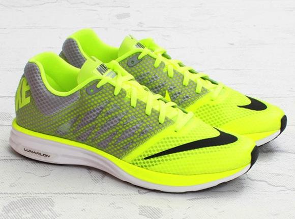 Nike Lunarspeed Volt Grey