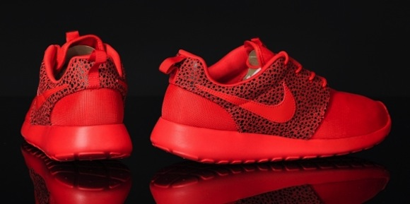 4c742ac1205c Nike Roshe Run Challenge Red 4