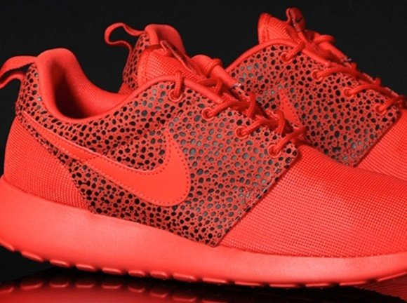 1133976960ef Nike Roshe Run Challenge Red