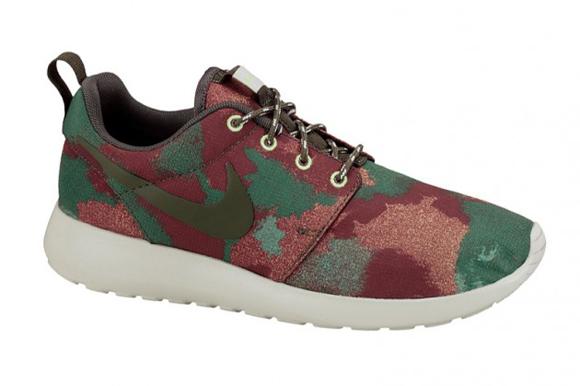 Nike Roshe Run Watercolor Camo Pack