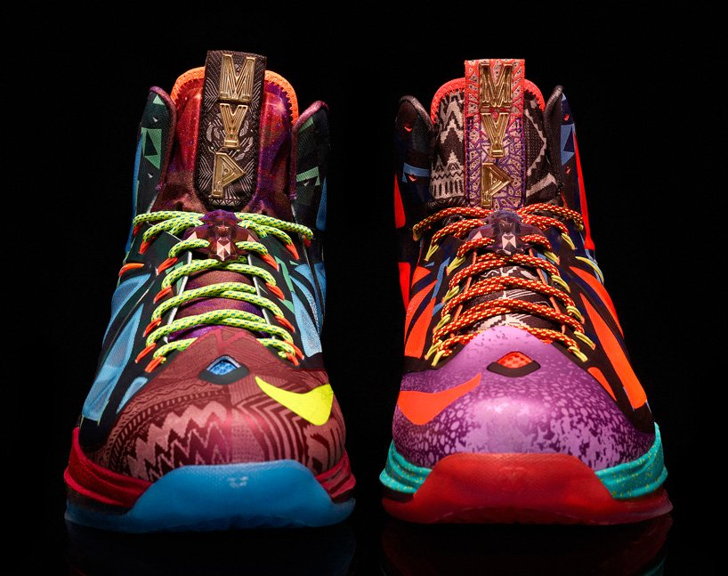 Nike LeBron X (10) 'What The MVP' | Will You Be Lucky Enough?