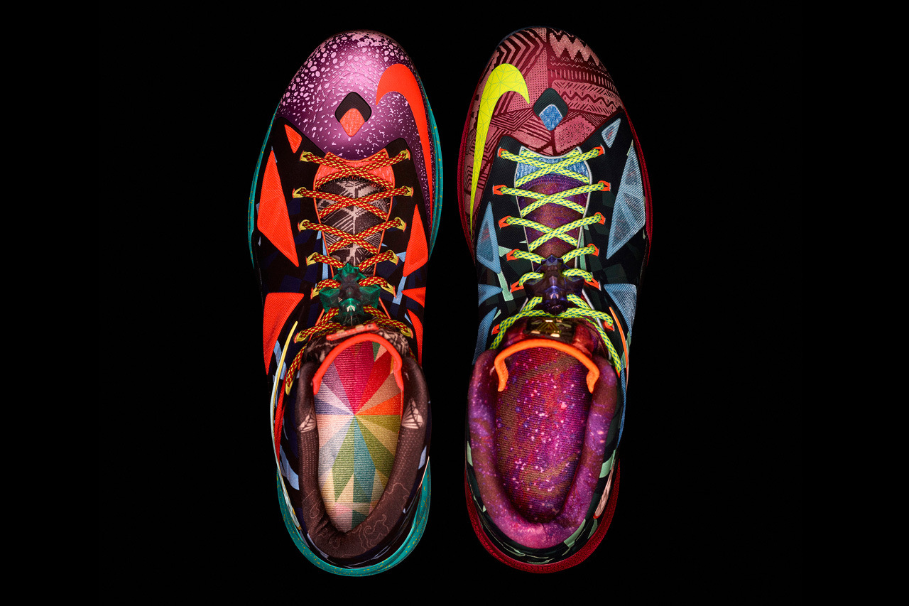 Nike LeBron X (10) 'What The MVP'   Will You Be Lucky Enough?