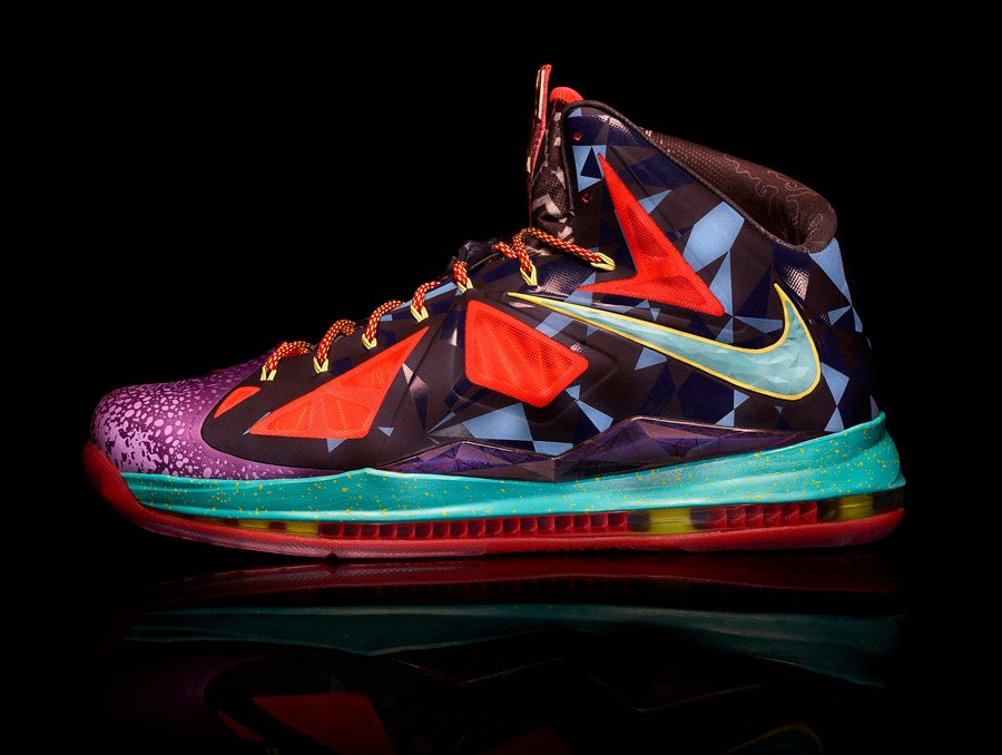 Nike LeBron X (10) 'What the MVP' | Will You Be Lucky