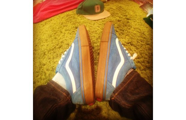 Tyler The Creator Shows Off His Vans Collaboration