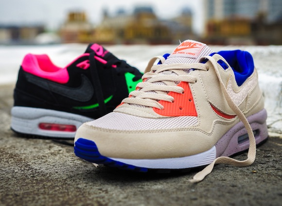 Urban Safari Pack Size Nike Air Max Light Toki 6