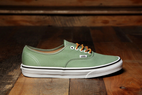 Vans Authentic Brushed Twill Pack 02