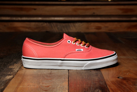 Vans Authentic Brushed Twill Pack 03