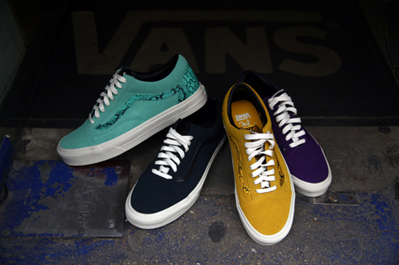 Vans Old Skool Year of the Snake Pack 2