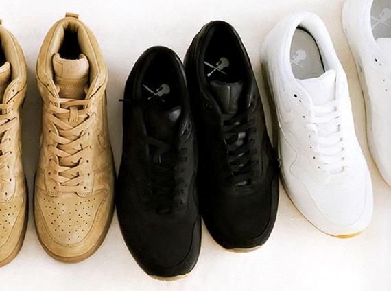 A.P.C. x Nike Sportswear Summer 2013