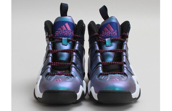 adidas Crazy 8 Black Vivid Pink Run White 04