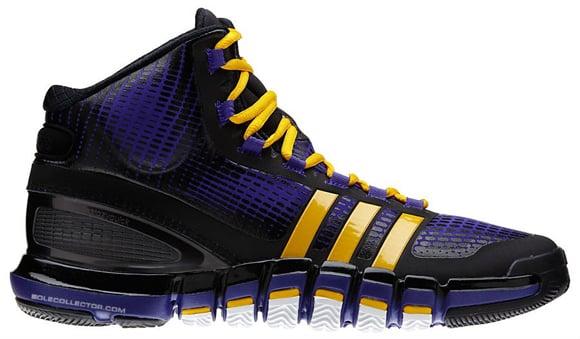 adidas Crazyquick Lakers