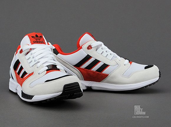 adidas originals zx 8000 white3
