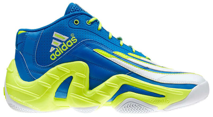 adidas Real Deal   Blau / Lime   |