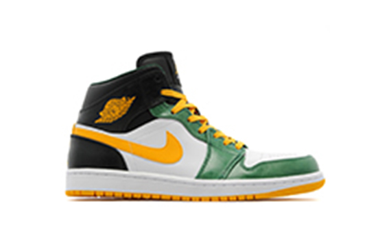 Air Jordan 1 Mid July 2013 Preview
