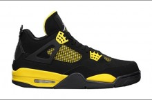 "Air Jordan IV (4) ""Thunder"" Restock @ Finish Line"