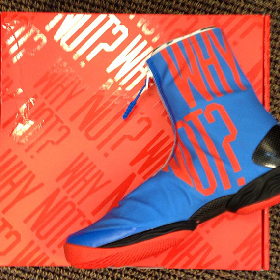 Air Jordan XX8 Why Not Packaging