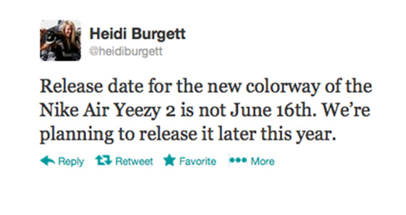 Air Yeezy 2 Third Colorway Release Confirmed for 2013