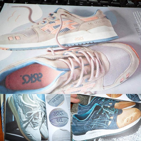 Asics Collabs Galore Ronnie Fieg Concepts And St Alfred