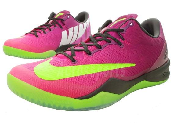 Available on eBay Nike Kobe 8 Mambacurial