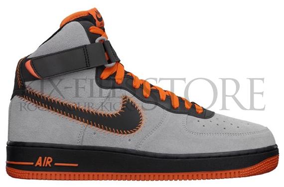 Baltimore Nike Air Force 1 High