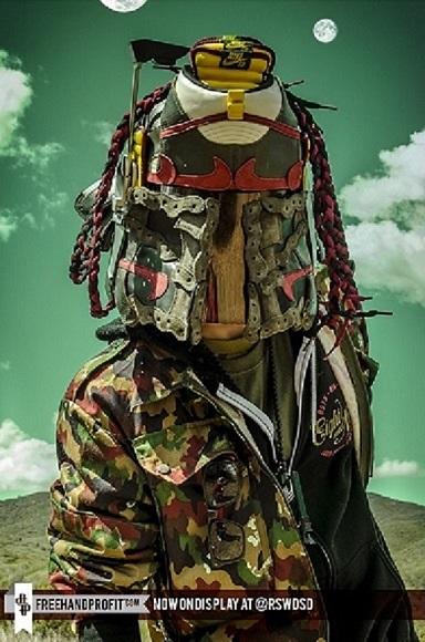 Boba Fett SB Helmet By Freehand Profit