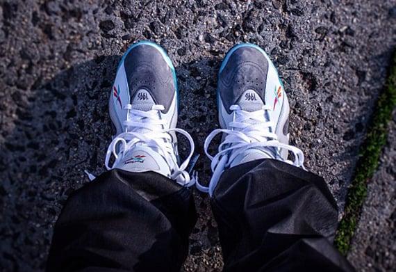 Coming Soon Packer Shoes x Reebok Kamikaze II