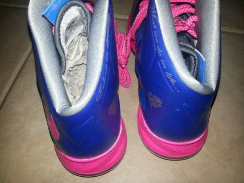 Cotton Candy Nike iD LeBron X+ (10)