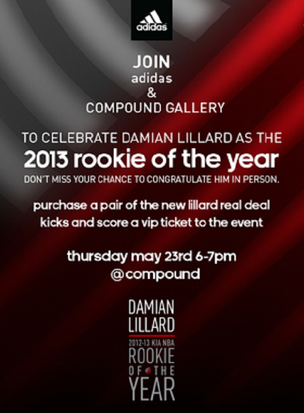 Damian Lillard Adidas Real Deal Rookie Of The Year Detailed Look