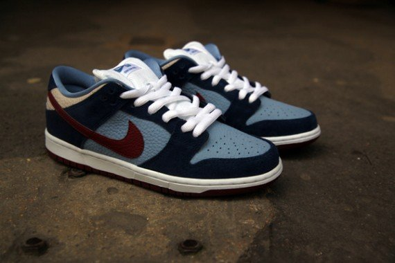 Detailed Images FTC x Nike SB Dunk Low Finally