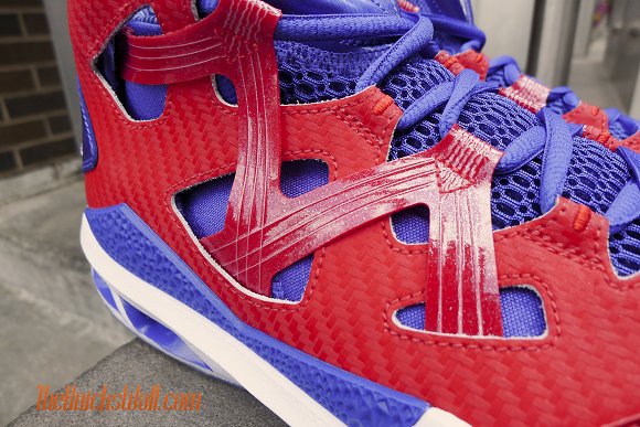 Detailed Look Jordan Melo M9 Puerto Rico