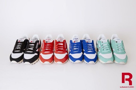 Detailed Look Reebok Classic Leather Korea Pack