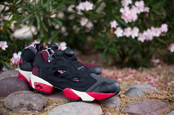 Detailed Look Reebok Pump Fury Childrens Day