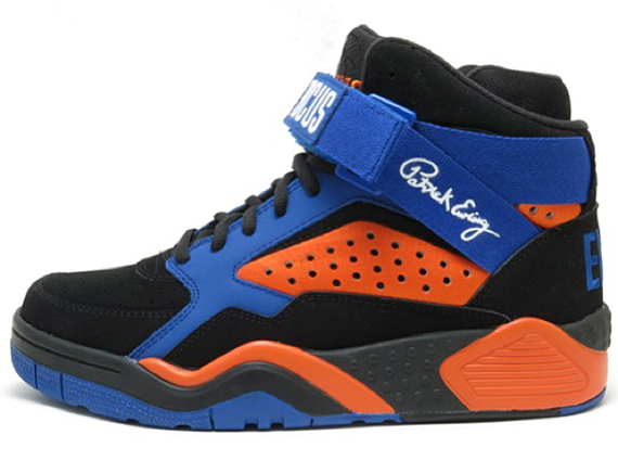 Ewing Focus Retro 2013 Black Orange Blue
