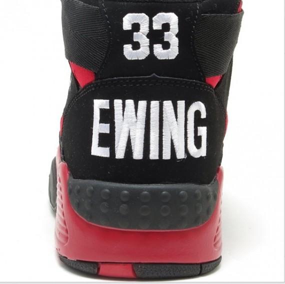 2013 Ewing Focus Retro Black Red Teaser