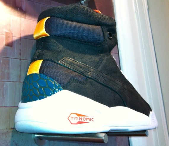 First Look Puma Trinomic High