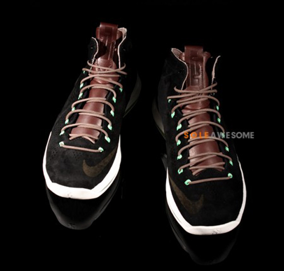 Image Update Black Mint Nike LeBron X EXT QS