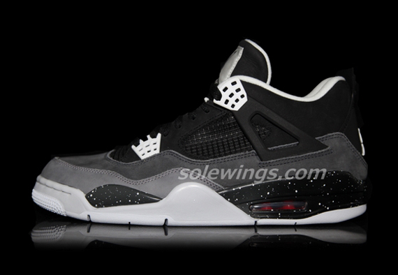Image Update Grey Cement Air Jordan IV